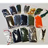 Fly Tying Material Starter Kit by Muskoka Lifestyle Products