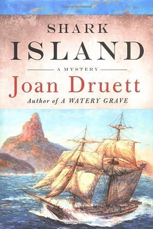 book cover of Shark Island
