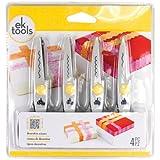 EK Success Tools 4-Pack Decorative Scissors