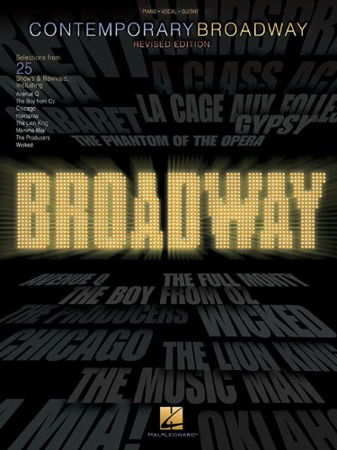Contemporary Broadway Edition: P/V/G by .pdf