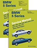 BMW 5 Series (E39) Service Manual, Bentley Publishers Staff, 0837616727