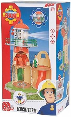 Amazon.com: Simba Toys 9252133 Fireman Sam Faro Playset ...