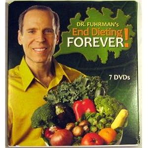 Dr Fuhrman's End Dieting Forever! 7 DVD Set 51VAS 2BhZLuL
