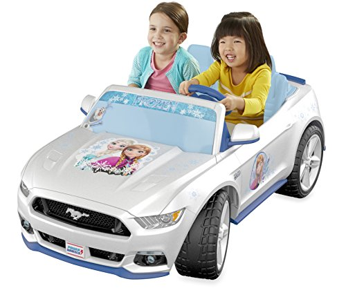 Power Wheels Disney Frozen Smart Drive, Ford Mustang