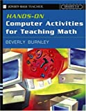 Hands-On Computer Activities for Teaching Math, Beverly Burnley, 0471651982