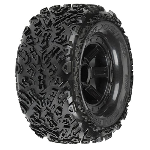 Joe II 2All Terrain Tires Mounted On Desperado Wheels (2 Piece) ()
