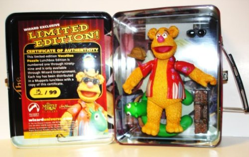 (Jim Henson's Muppet Vacation Fozzie in Mini Lunch Box)