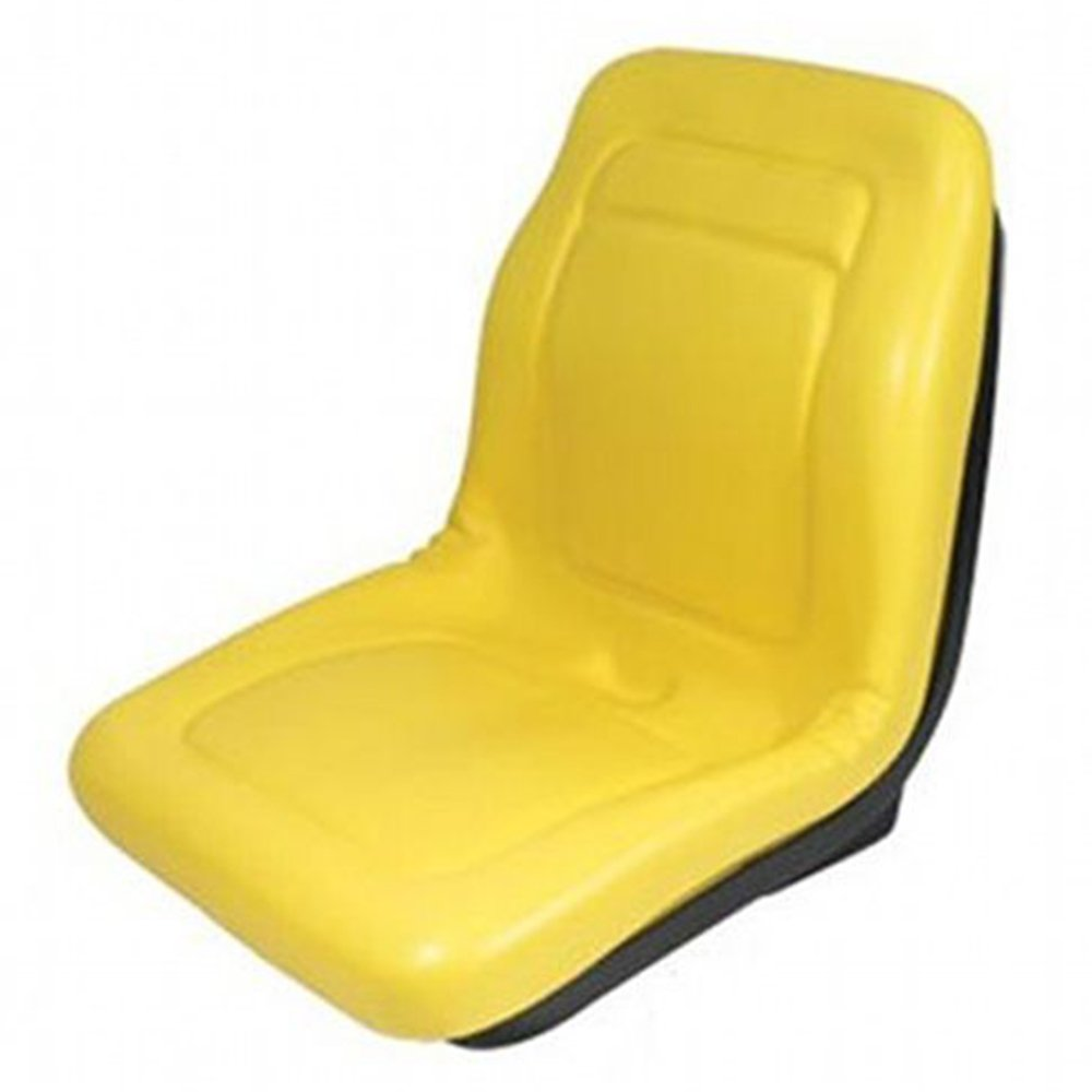 "Two (2) New John Deere Yellow Gator Seats 18"" 4x4 4x2 4x6 Turf Utility Seat  YLW: Amazon.com: Industrial & Scientific"