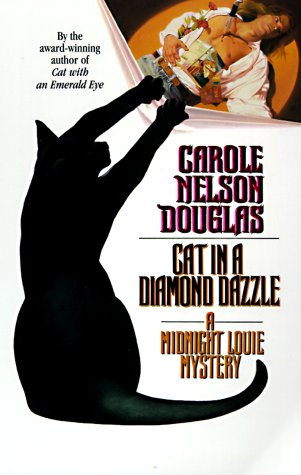 Cat in a Diamond Dazzle: A Midnight Louie Mystery (Midnight Louie Mysteries)