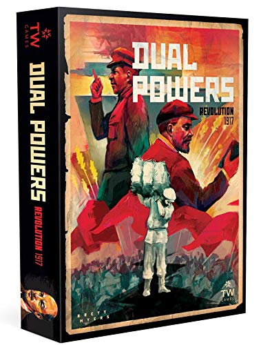 Thunderworks Games Dual Powers - Revolution 1917 Game]()