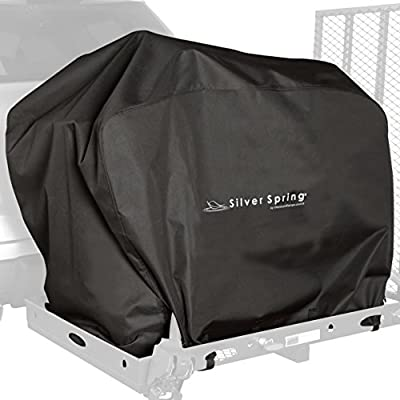 """Silver Spring Mobility Scooter Water Resistant Transport Cover - 53"""" X 26"""" X 32.5"""""""