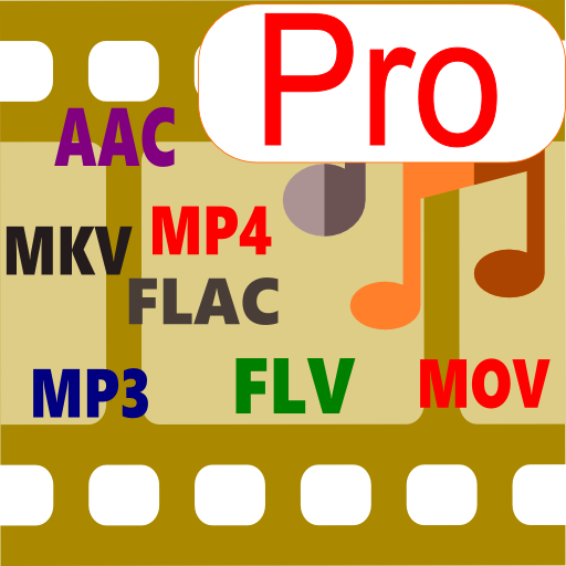 Gold Media converter Pro (Video Transcoder)