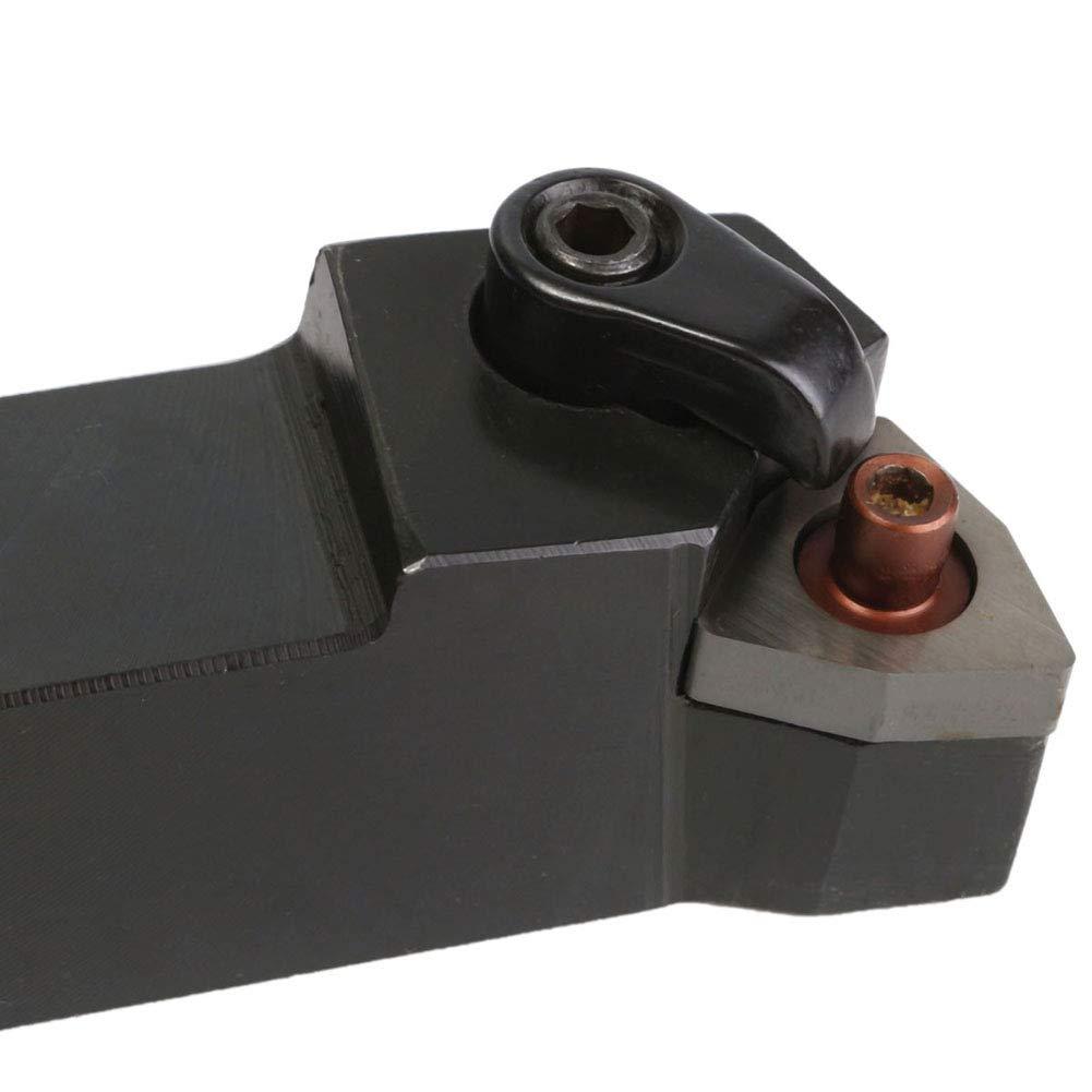 Brightstars88 3Pcs//Set MWLNL 2020K08 95 Degree CNC lathe Turning Holder+Wrench Milling Tool