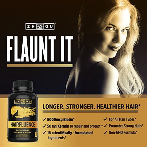Best Hair Vitamins For Faster Hair Growth January 2020