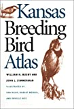 Kansas Breeding Bird Atlas, William H. Busby and John L. Zimmerman, 0700610553