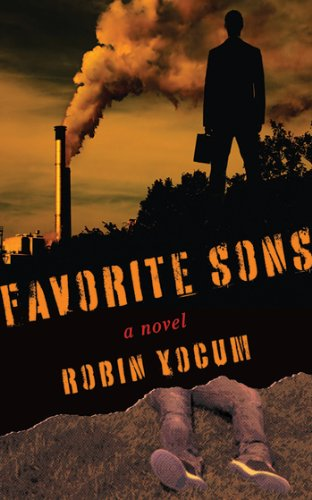 Favorite Sons: A Novel (Best Mystery Novels Of The Decade)