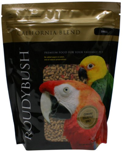 (Roudybush California Blend Bird Food, Small, 44-Ounce)