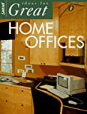Ideas for Great Home Offices, Sunset Publishing Staff, 0376017554