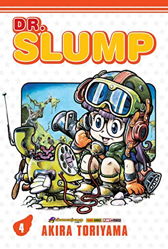 Dr. Slump - Volume 4