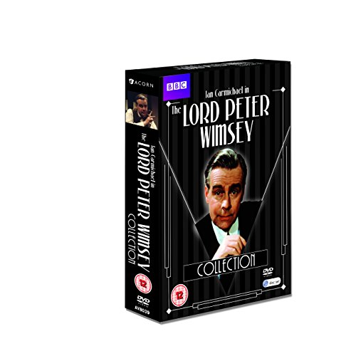 Lord Peter Wimsey - Complete Boxed Set (10 Disc) [DVD] [Reino Unido]