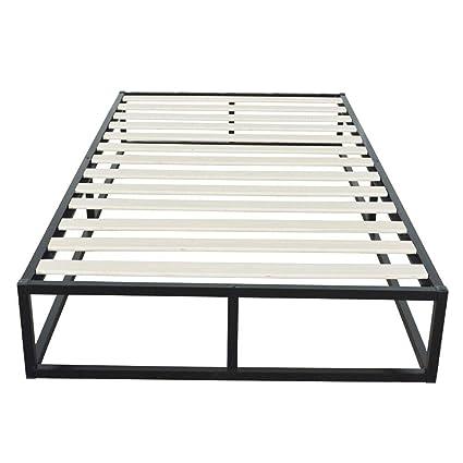 Twin Size Bed Dimensions.Amazon Com Zinsquare Shop Iron Bed Twin Size Bed Dimensions Simple