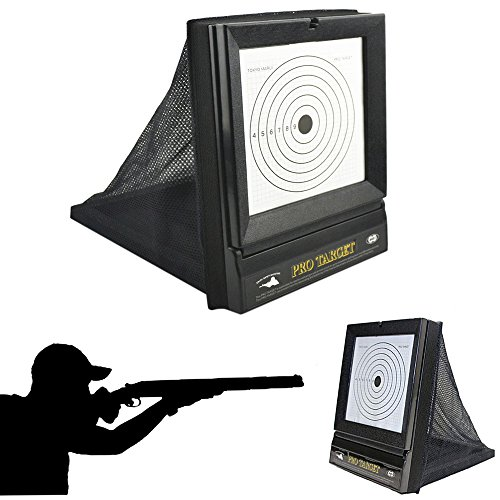 Sealive AirSoft Targets Secret Agent Trainer Shooting Target, Reusable BB & Pellet Guns With Trap Net Catcher, Exercise Your Patience & Hand Movements,Great Indoor Outdoor Activities Playset for Kids by Sealive