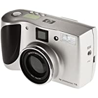 HP 715 3MP Digital Camera w/ 3x Optical Zoom