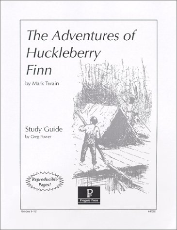 The Adventures of Huckleberry Finn, Study Guide -
