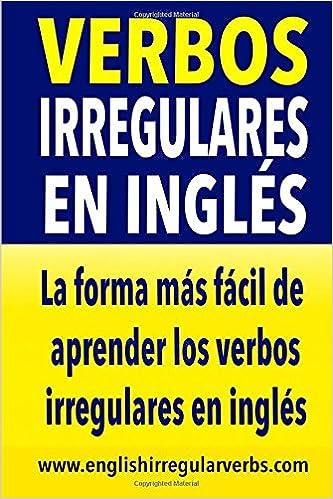 Verbos Irregulares Ingles Pdf