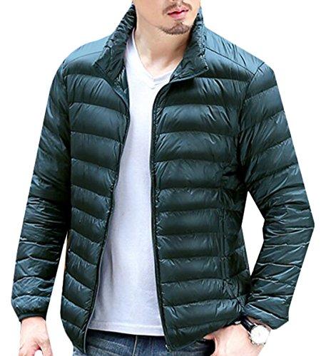 Puffer Piumino Del Noi Armygreen Eku Luce Outwear Cappotto Uomini Packable Xxl Sport 8wqHBxE1