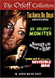 The Orloff Collection (The Awful Dr. Orloff / Dr. Orloff's Monster / Revenge in the House of Usher / Orloff and the Invisible Man)