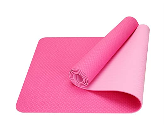 HBJP Alfombrillas de Yoga, Thicken Widen Movimiento ...