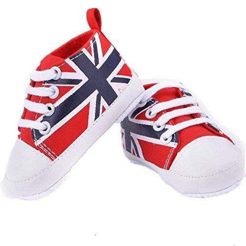 union jack baby shoes - 7