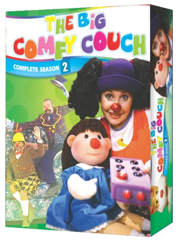 Big Comfy Couch Complete Season 2 Gift Box