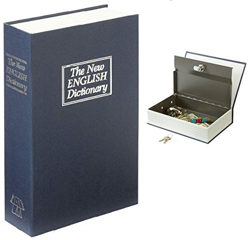 Faux Dictionary Safe -Small