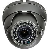 HD-SDI : 1080p EYEBALL IR Dome Camera with VF Lens