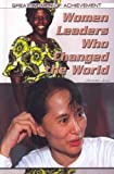 Women Leaders Who Changed the World, Heather Ball, 1448860008