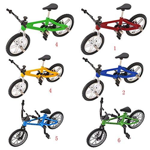 [해외]chuwa Finger Alloy Bicycle Model Mini MTB BMX Fixie Bike Boys Toy Creative Game Gift / chuwa Finger Alloy Bicycle Model Mini MTB BMX Fixie Bike Boys Toy Creative Game Gift
