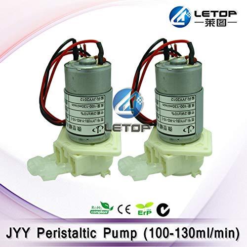 Printer Parts Flow 100-130ml/min JYY Mini Peristaltic Pump for China - Ml 130 Part