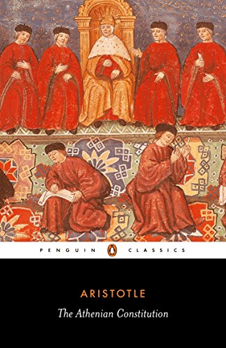 The Athenian Constitution (Penguin Classics)