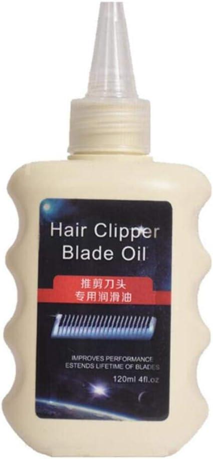 seraphicar Lubricante de Mantenimiento para afeitadoras de 120 ml, Aceite para reparación de afeitadoras eléctricas