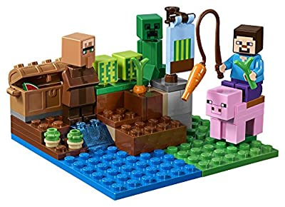 LEGO Minecraft the Melon Farm 21138 Building Kit (69 Piece) by LEGO