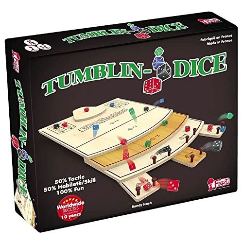 Inconnu Ferti Games - Tumblin Dice - Jeu d'Adresse