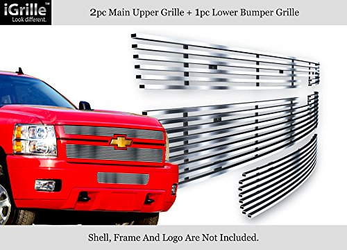 2011 chevy 2500hd front bumper - 9