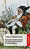 Deutsche Volksmärchen Aus Dem Sachsenlande in Siebenbürgen, Josef Haltrich, 149275451X