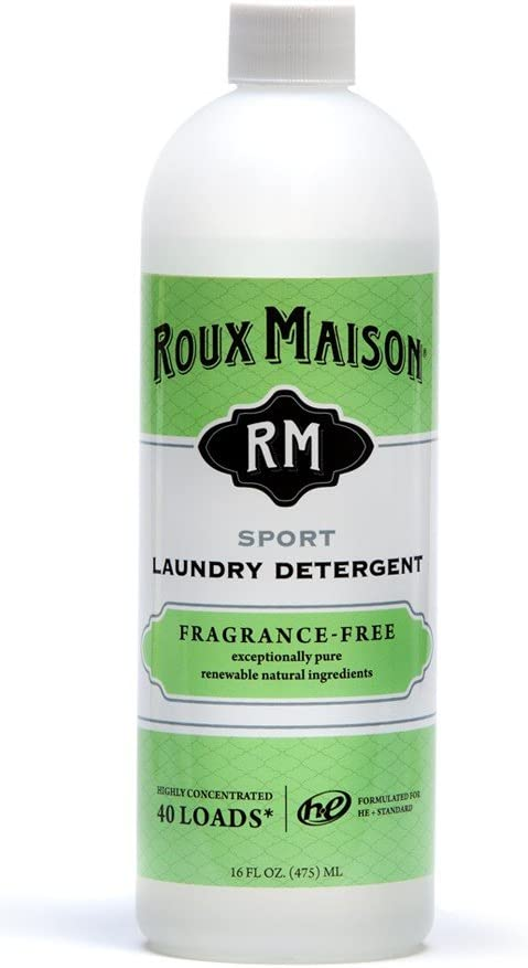 Roux Maison Laundry Detergent. All Natural Laundry Detergent, Up to 40 Machine Wash Loads - Sweet Tea 16oz.---