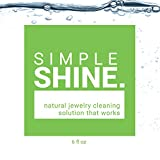 New 100% All Natural Jewelry Cleaner Solution