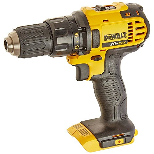 Factory Reconditioned DEWALT DCD780BR 20V MAX* Lithium Ion Compact Drill / Driver, Tool Only (Certified Refurbished) ()