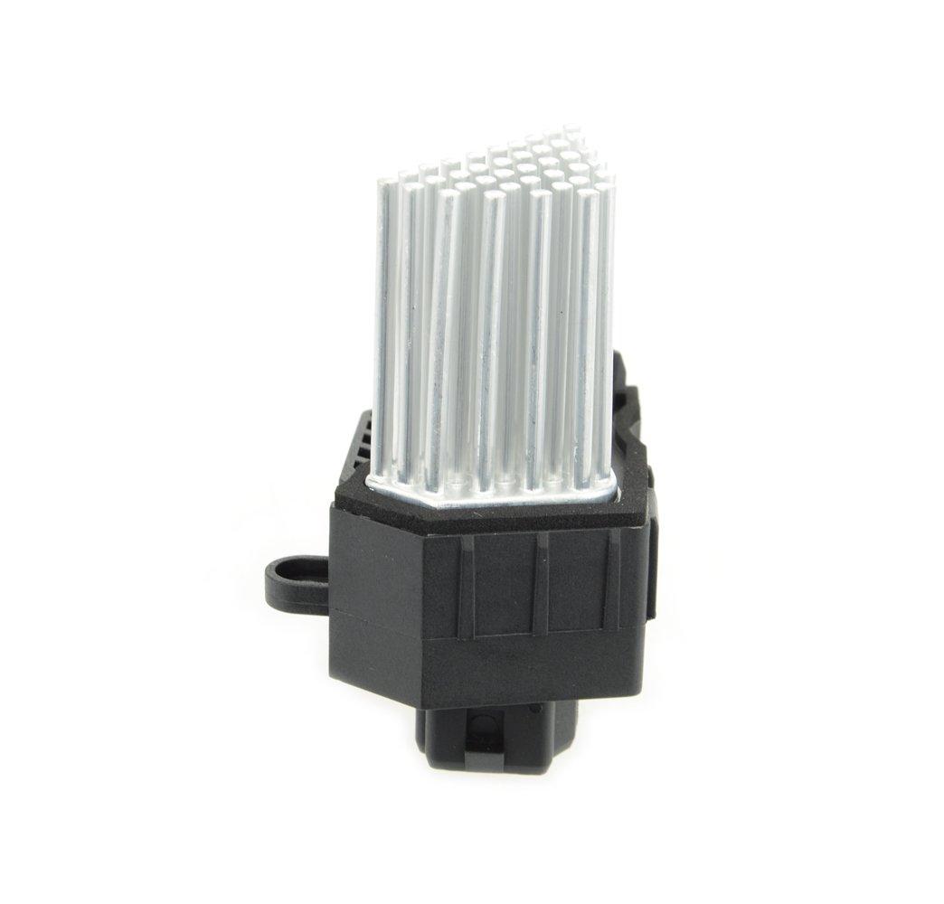 Regolatore di resistenza ventola anteriore per Serie 5 E39 520i 535i Serie 3 E46 318d 316i 318i M3 E53 X5 E83 X3 1995-2008 64116923204