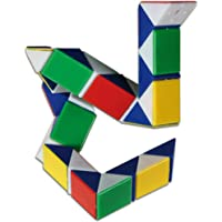Out of the blue 61/6604 3D Magic Cube snake Retro Travel Puzzle Toy